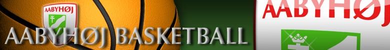 Aabyhøj Basket logo
